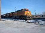 BNSF 4590 & 4122